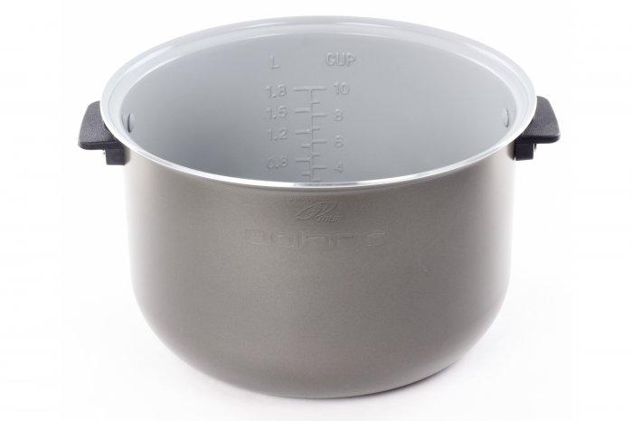 Керамические чаши выдерживают температуру до 450 градусов