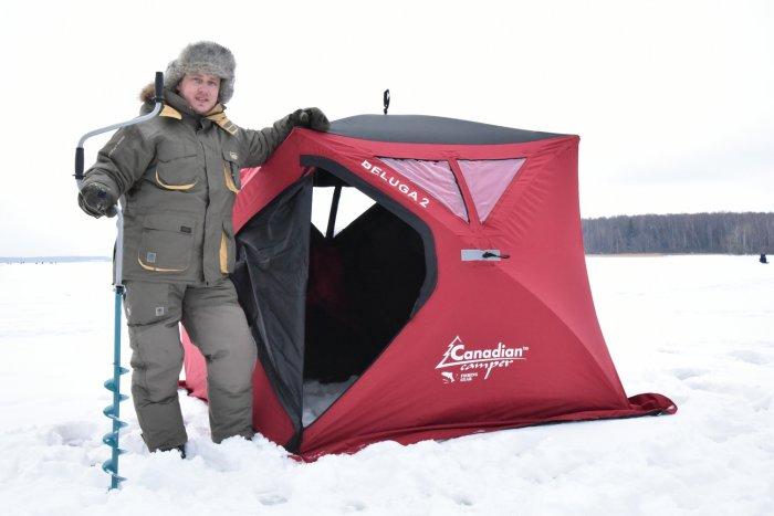 Некоторые модели палаток покрывают водостойкими полиуретаном или силиконом