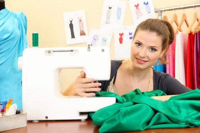 Работа за качественной швейной машинкой доставит удовольствие