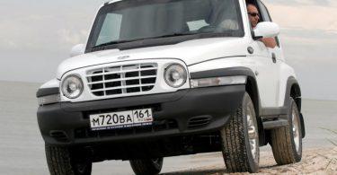 Автомобиль Тагаз Тагер