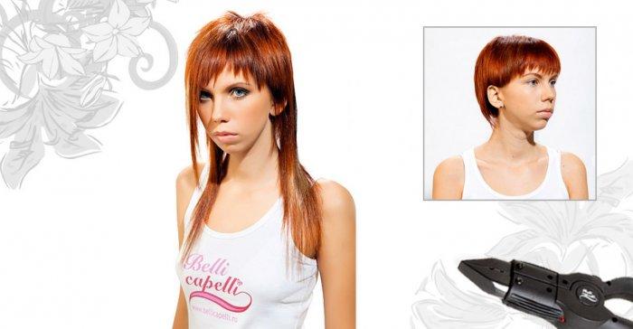 После наращивания за волосами нужен специальный уход