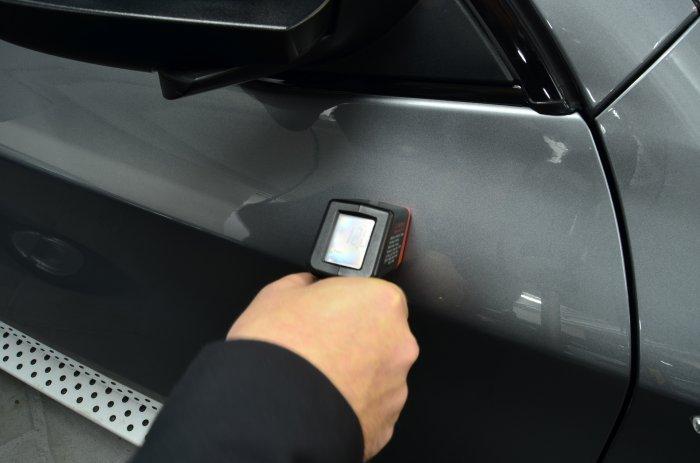 Толщиномер поможет провести необходимые замеры без нарушения целостности декоративного покрытия