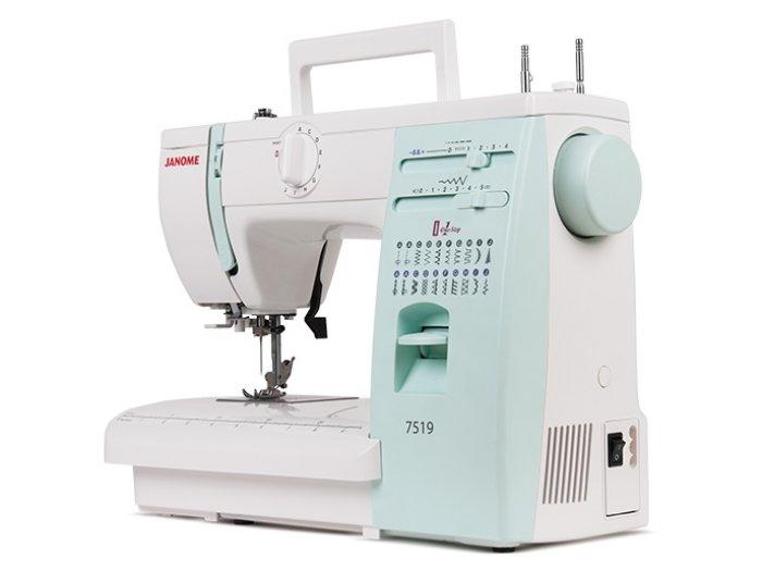Швейные машины Janome подойдут как начинающим, так и профессиональным швеям