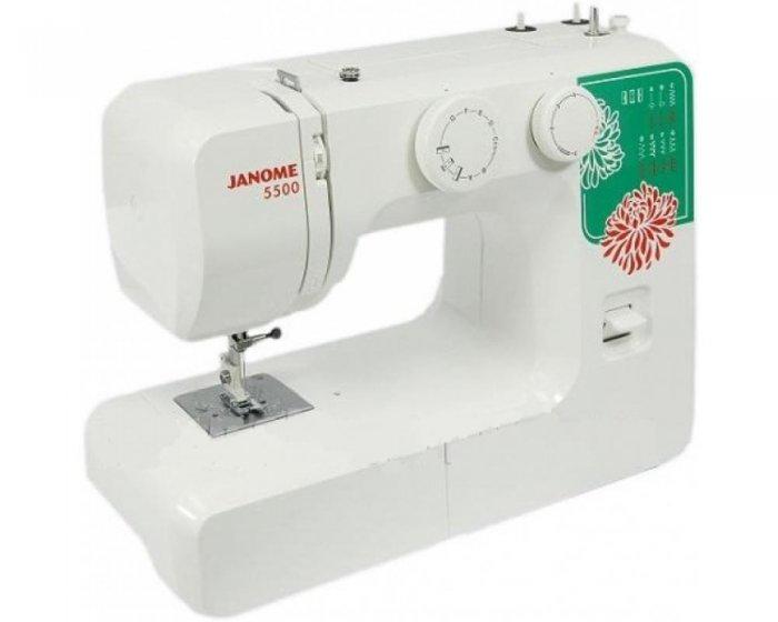 Японская фирма Janome - лучшая среди производителей швейных машин