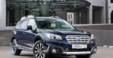 Автомобиль Subaru Outback