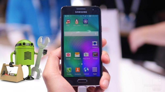 Смартфон Samsung Galaxy A3