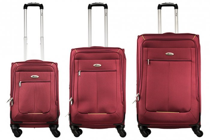 Защелки защитят чемодан от открытия, спасут от дождя и помогут сохранить необходимую температуру и влажность.