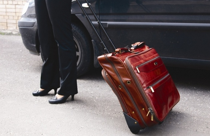 Если необходимо перевести большой объем вещей, опытные путешественники выбирают портплед