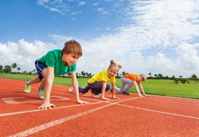 Тестирование спортивных способностей ребенка