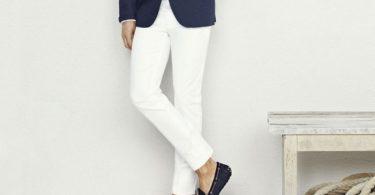Сочетание брюк и обуви