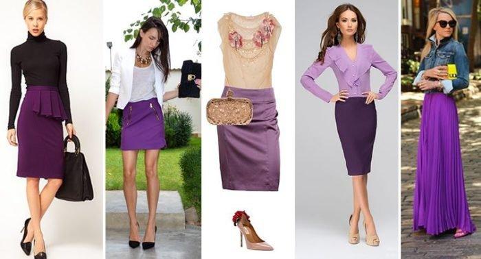 Фиолетовый относится к наиболее капризному цвету, поскольку сочетать его трудно