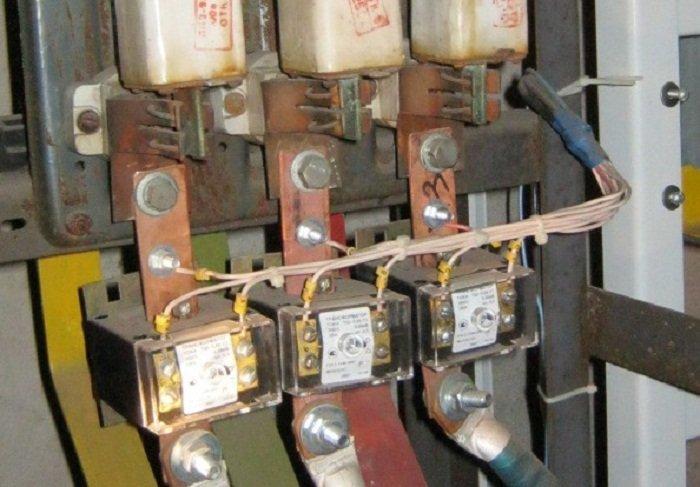 Выбираем трансформатор тока