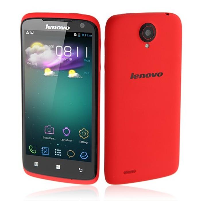 Смартфоны Lenovo серии S